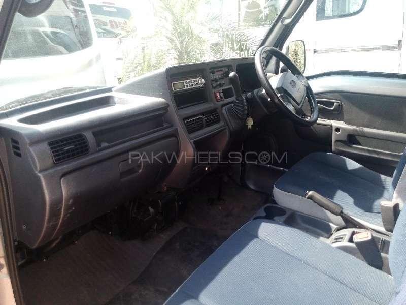Subaru Sambar Dias 2011 Image-5