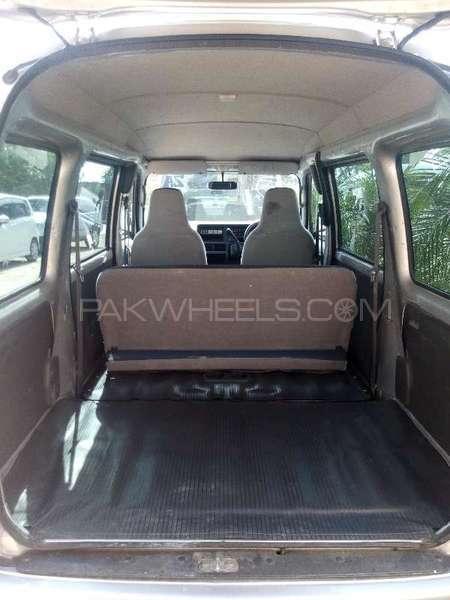 Subaru Sambar Dias 2011 Image-7