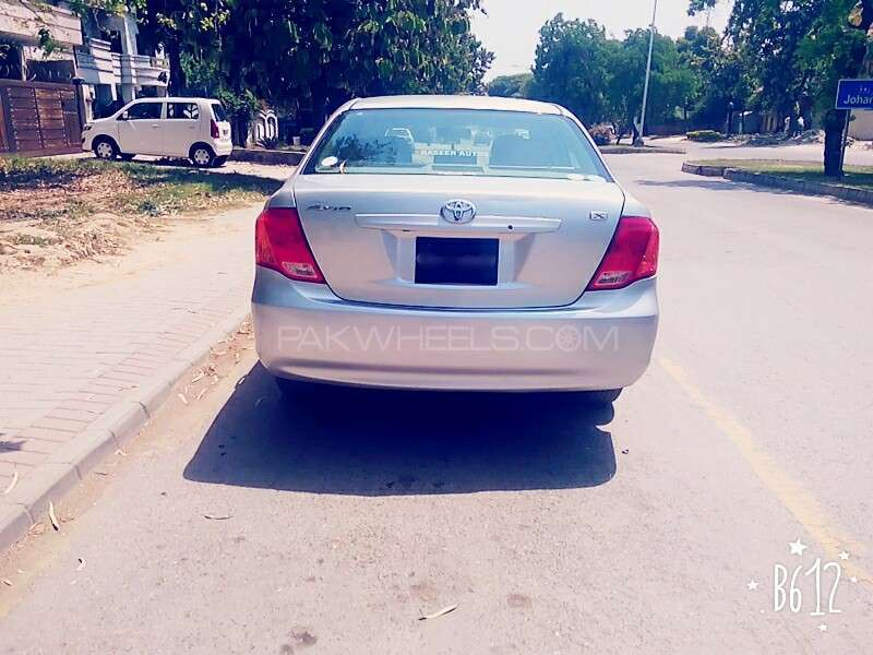 Toyota Corolla Axio X 1.5 2007 Image-5