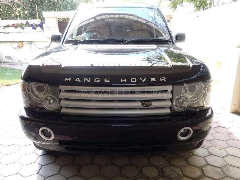 Range Rover Hse 4.6 2005 Image-1