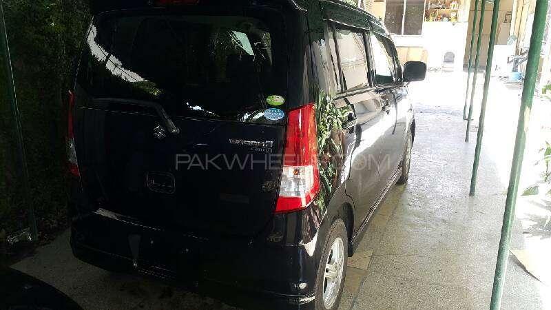 Suzuki Wagon R FX Limited 2012 Image-2