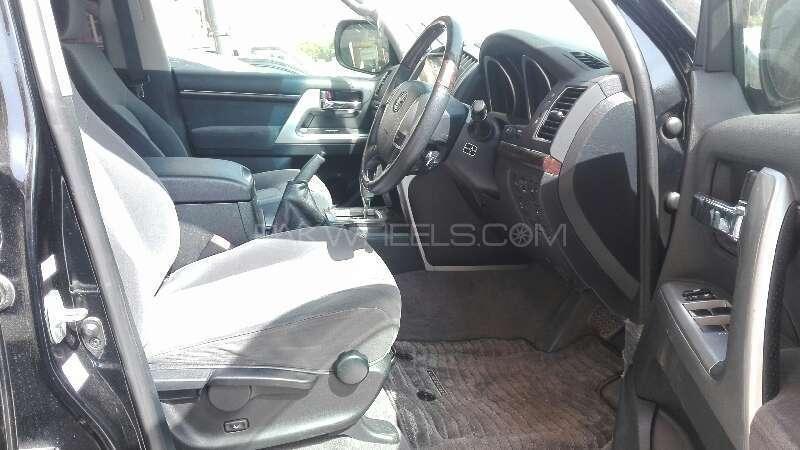 Toyota Land Cruiser AX 2012 Image-3