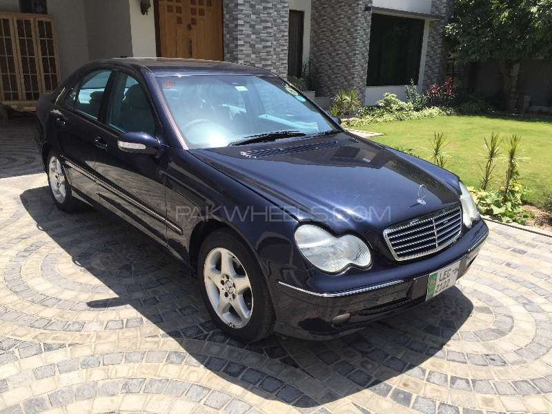 mercedes benz c class c180 2003 for sale in lahore pakwheels. Black Bedroom Furniture Sets. Home Design Ideas