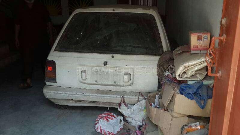 Daihatsu Charade CX Turbo 1986 Image-1