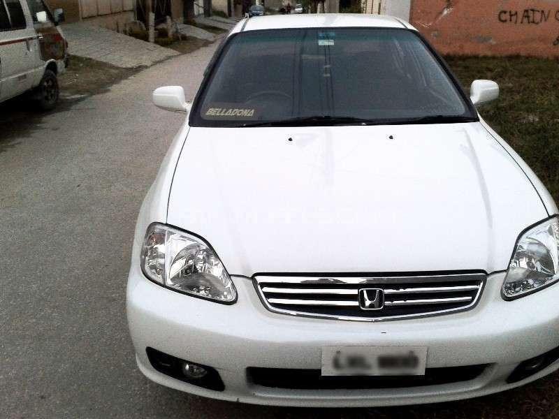 Honda Civic VTi 1.6 1999 Image-2
