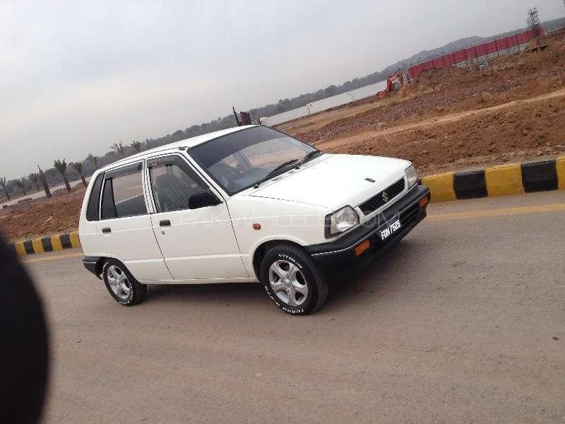 Suzuki Mehran VX 1990 Image-2