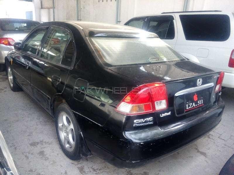 Honda Civic EXi Prosmatec 2004 Image-5