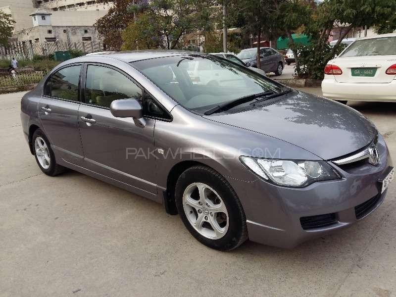 Honda Civic VTi Prosmatec 1.8 i-VTEC 2008 Image-6