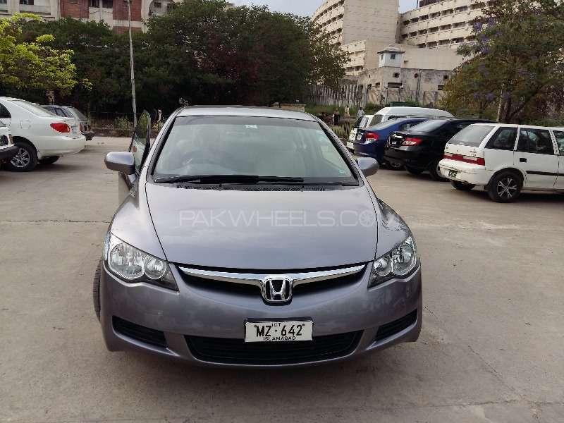 Honda Civic VTi Prosmatec 1.8 i-VTEC 2008 Image-8