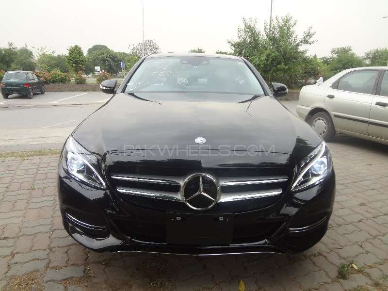 mercedes benz c class c180 2014 for sale in islamabad