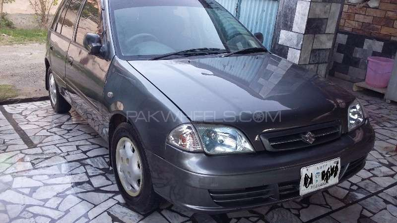 Suzuki Cultus VXRi (CNG) 2008 Image-3