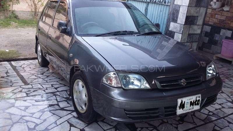 Suzuki Cultus VXRi (CNG) 2008 Image-4