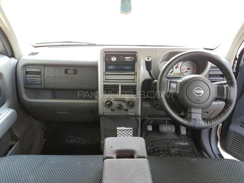 Nissan Cube 2007 Image-3