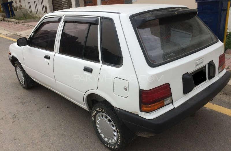 Suzuki Khyber GA 1991 Image-5