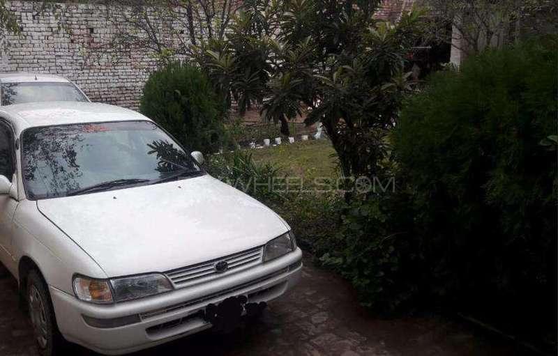 Toyota Corolla 1996 Image-2