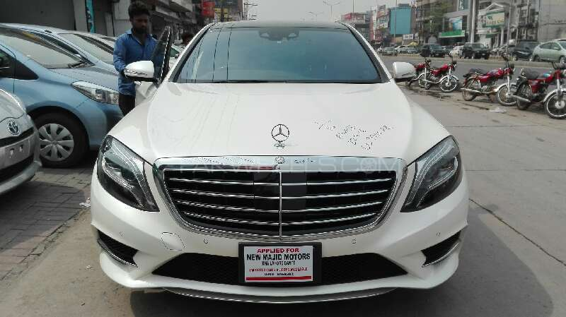 Mercedes benz s class s400 hybrid 2013 for sale in lahore for 2013 mercedes benz s400 hybrid