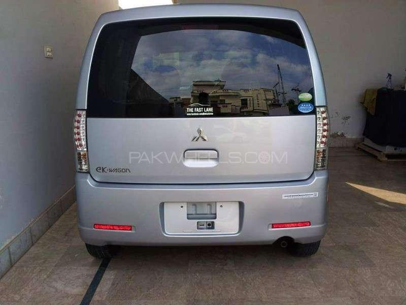 Mitsubishi Ek Wagon MX 2013 Image-5
