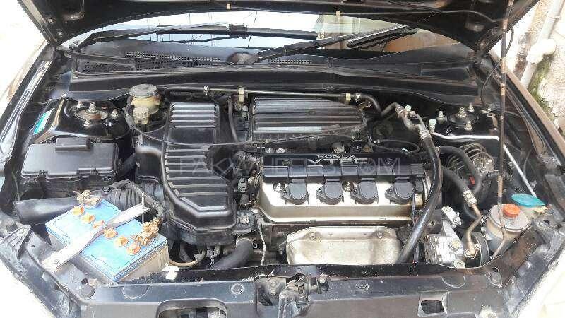 Honda Civic VTi 1.6 2006 Image-4
