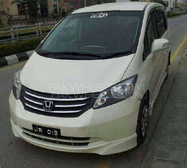 Honda Freed G L PACKAGE 2008 Image-4