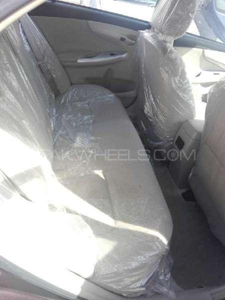 Toyota Corolla GLi 1.3 VVTi 2013 Image-4