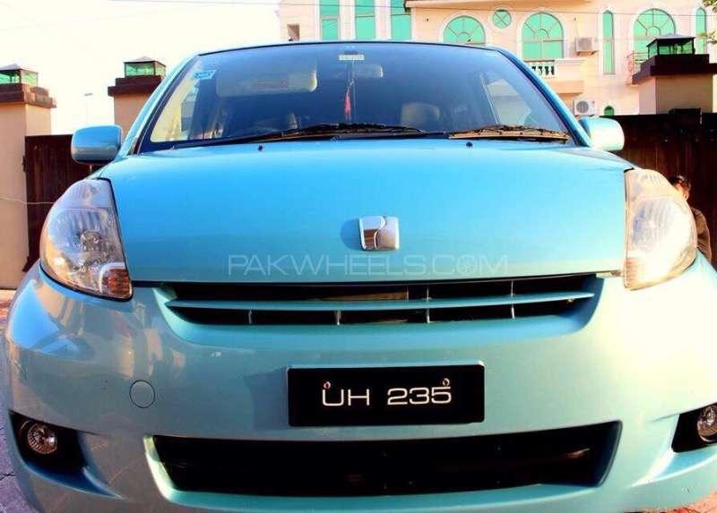 Toyota Passo G 1.0 2007 Image-3