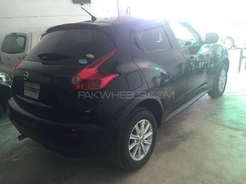 Nissan Juke 2010 Image-5