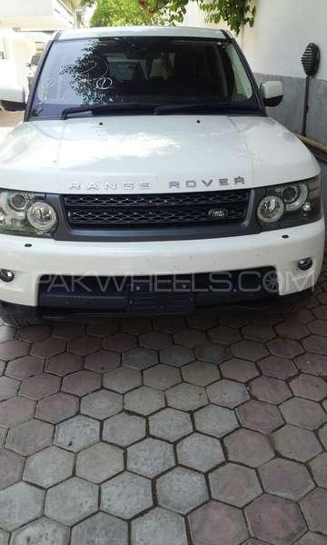 Range Rover Sport 5.0 V8 2012 Image-1