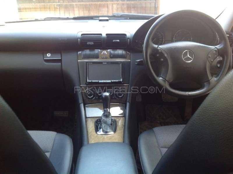 Mercedes Benz C Class C180 2006 Image-4
