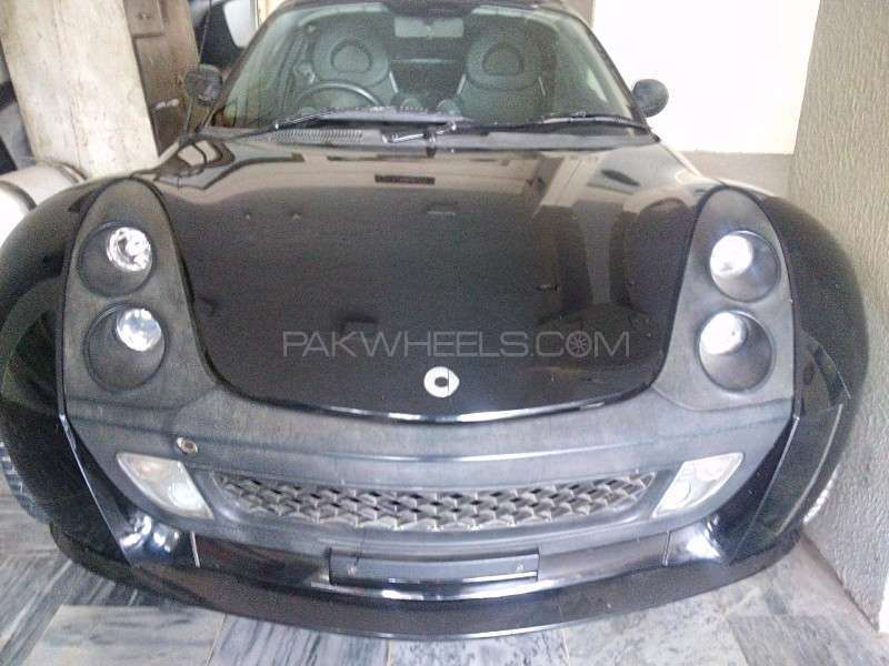 Mercedes benz smart 2005 for sale in karachi pakwheels for Mercedes benz smart car for sale