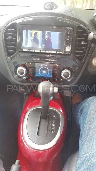 Nissan Juke 15RX Premium Personalize Package 2010 Image-6