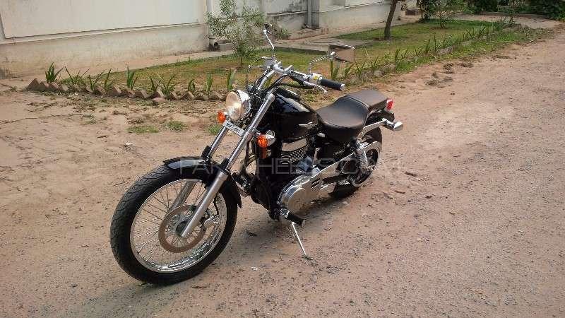 used suzuki boulevard s40 2009 bike for sale in lahore - 155066
