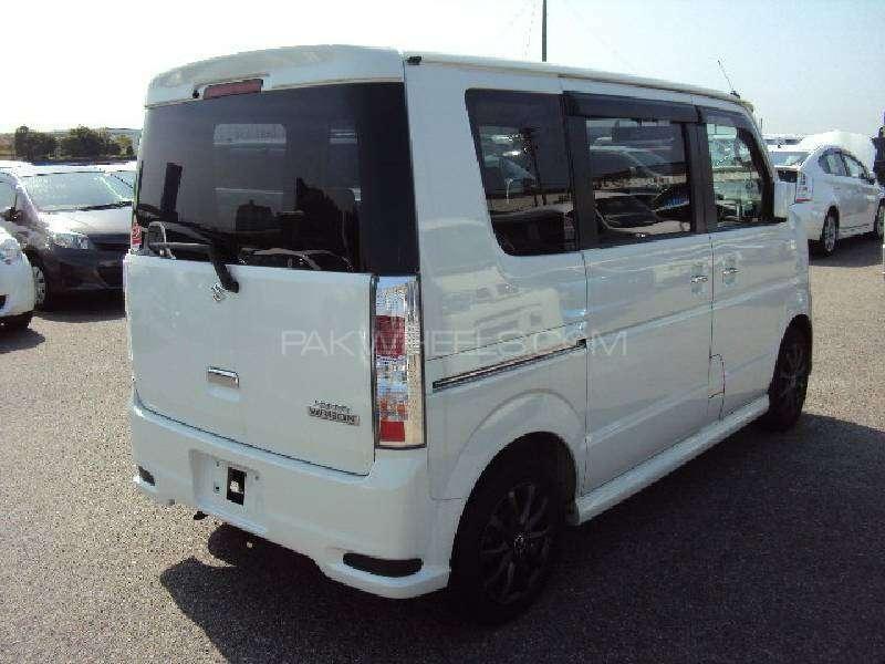Suzuki Every Wagon PZ Turbo Special 2011 Image-4
