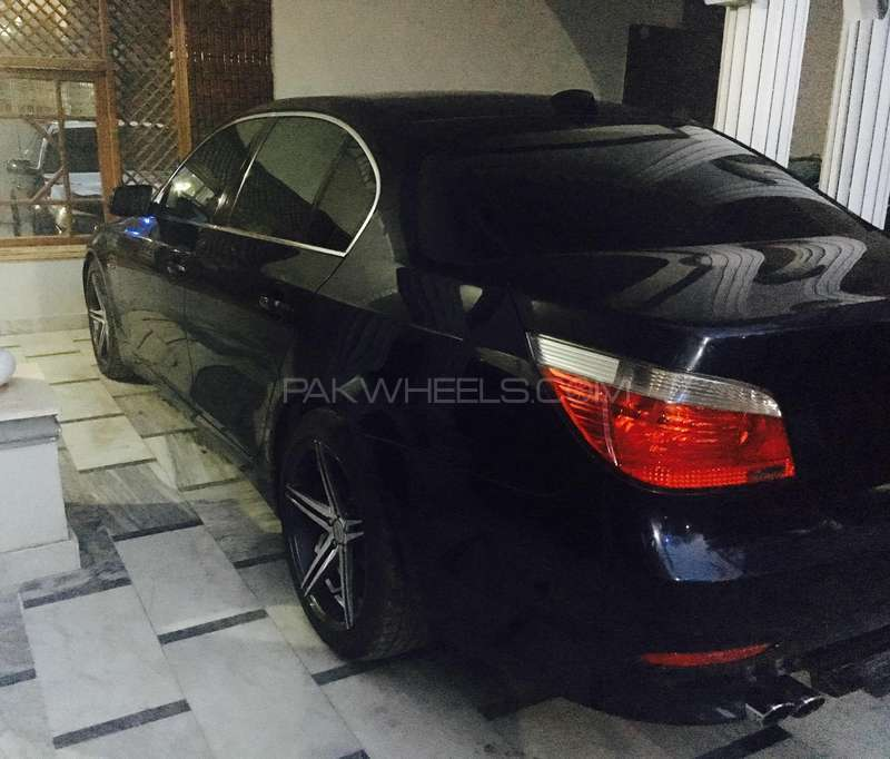 BMW 5 Series 530i 2005 For Sale In Karachi