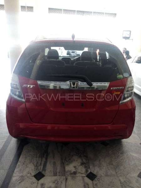 Honda Fit Hybrid Smart Selection 2012 Image-4