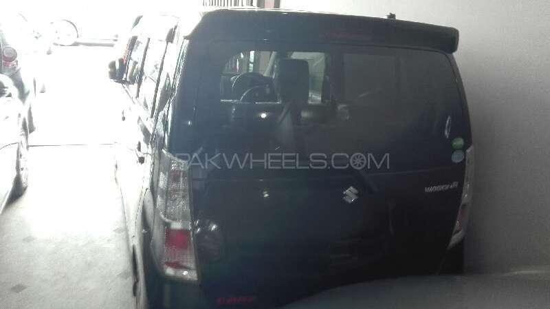 Suzuki Wagon R Limited 2012 Image-4