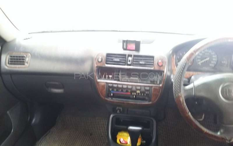 Honda Civic VTi Automatic 1.6 1997 Image-2