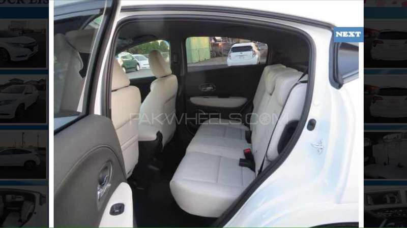 Honda Vezel Hybrid Z 2016 Image-4