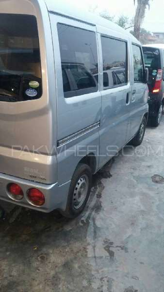 Nissan Clipper AXIS 2011 Image-4