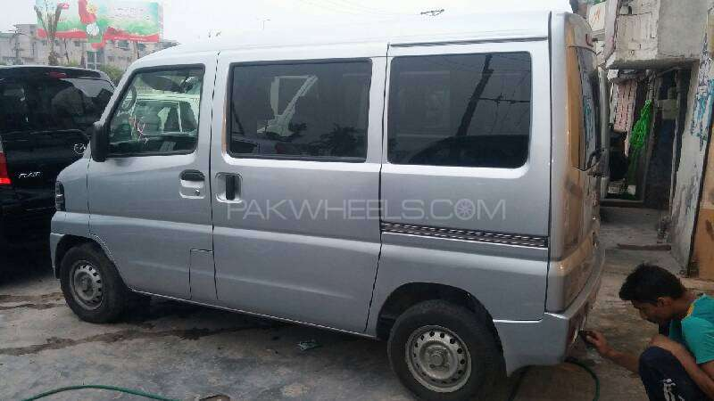 Nissan Clipper AXIS 2011 Image-5
