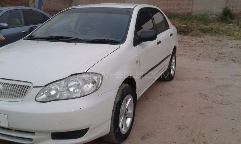 Toyota Corolla XLi 2006 Image-2