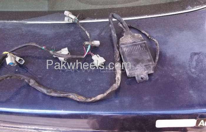 Emulator CNG Platz Vitz With wiring Image-1