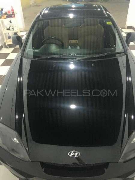 Hyundai Coupe 2.0L DOHC 2005 Image-1