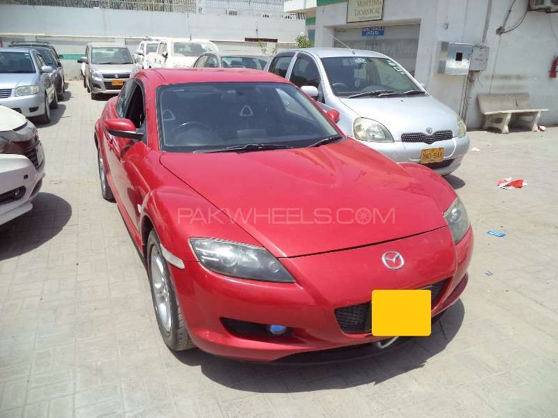 Mazda RX8 Type S 2004 Image-1