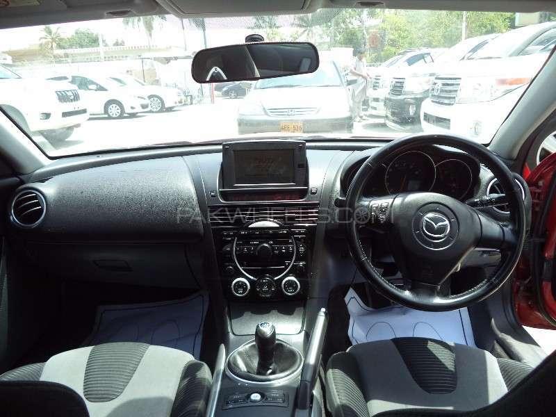 Mazda RX8 Type S 2004 Image-5