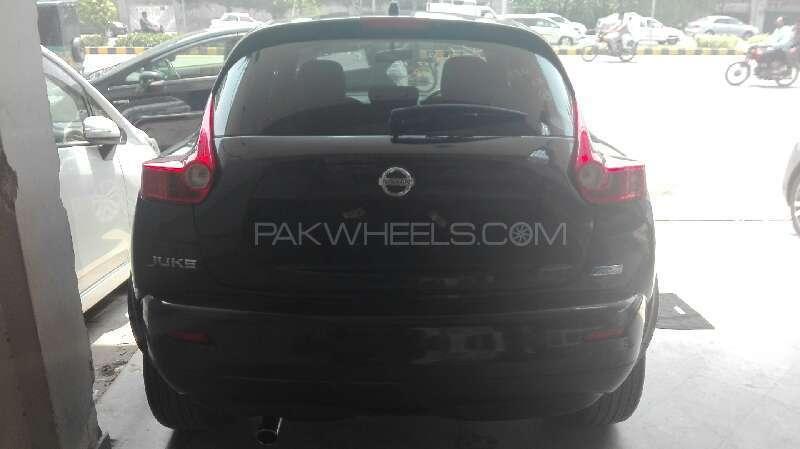 Nissan Juke 2011 Image-4