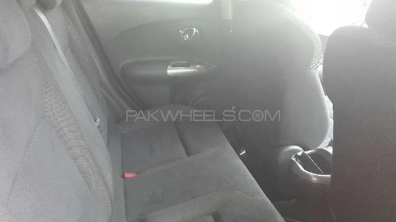 Nissan Juke 2011 Image-6
