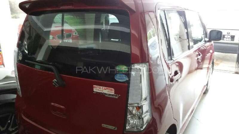Suzuki Wagon R Stingray 2013 Image-6