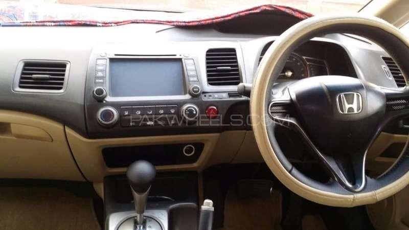 Honda Civic VTi Prosmatec 1.8 i-VTEC 2008 Image-3