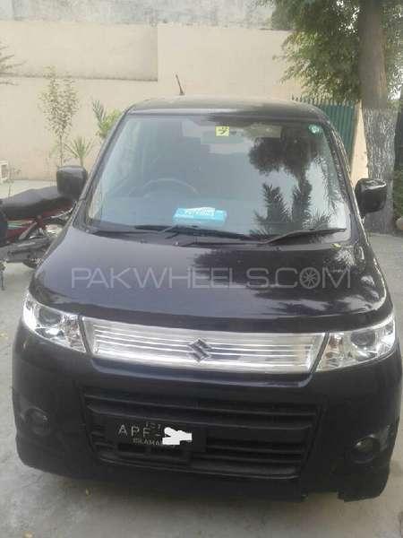 Suzuki Wagon R Stingray 2012 Image-1