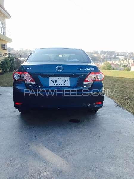 Toyota Corolla Altis Cruisetronic 1.6 2012 Image-4